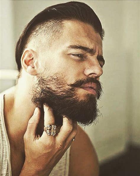 Mustache beard color eliminate gray hairs just for men jpg 650x813